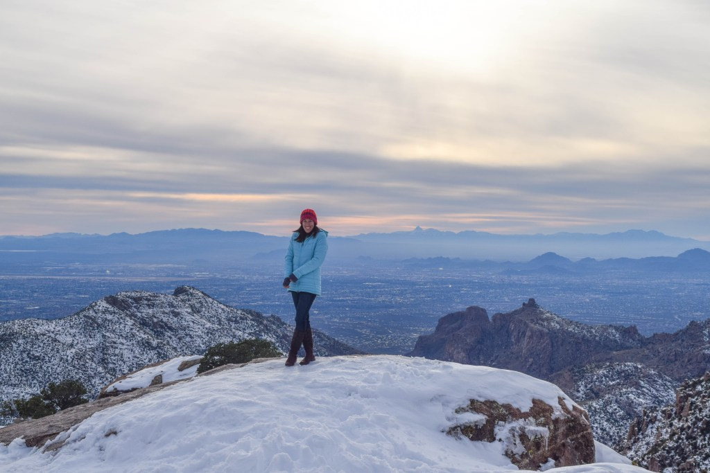 Mt Lemmon Snow - Tucson, Arizona