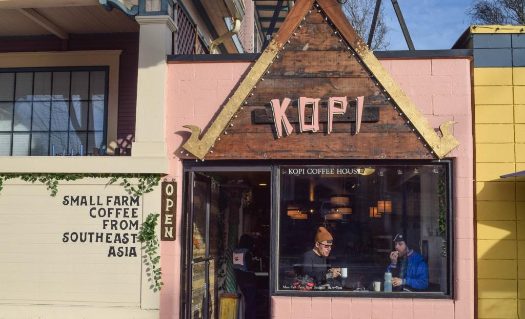 Kopi Coffee - Portland, Oregon