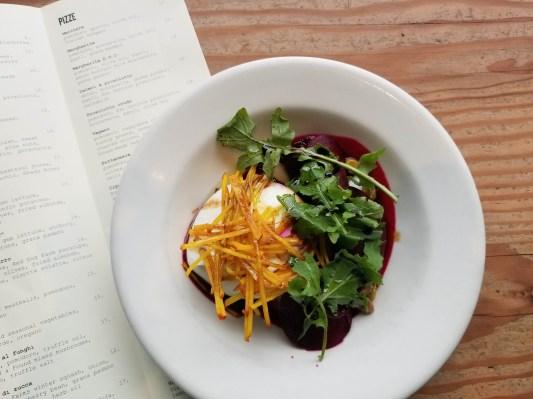Bruciato Burrata Salad
