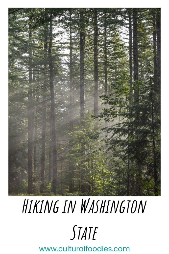 Hiking in Washington State
