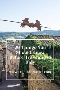 20 Things You Should Know Before Traveling to Italy