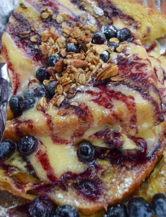 Birch Door Cobbler French Toast