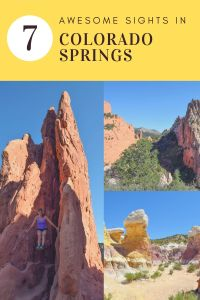 7 Awesome Sights in Colorado Springs