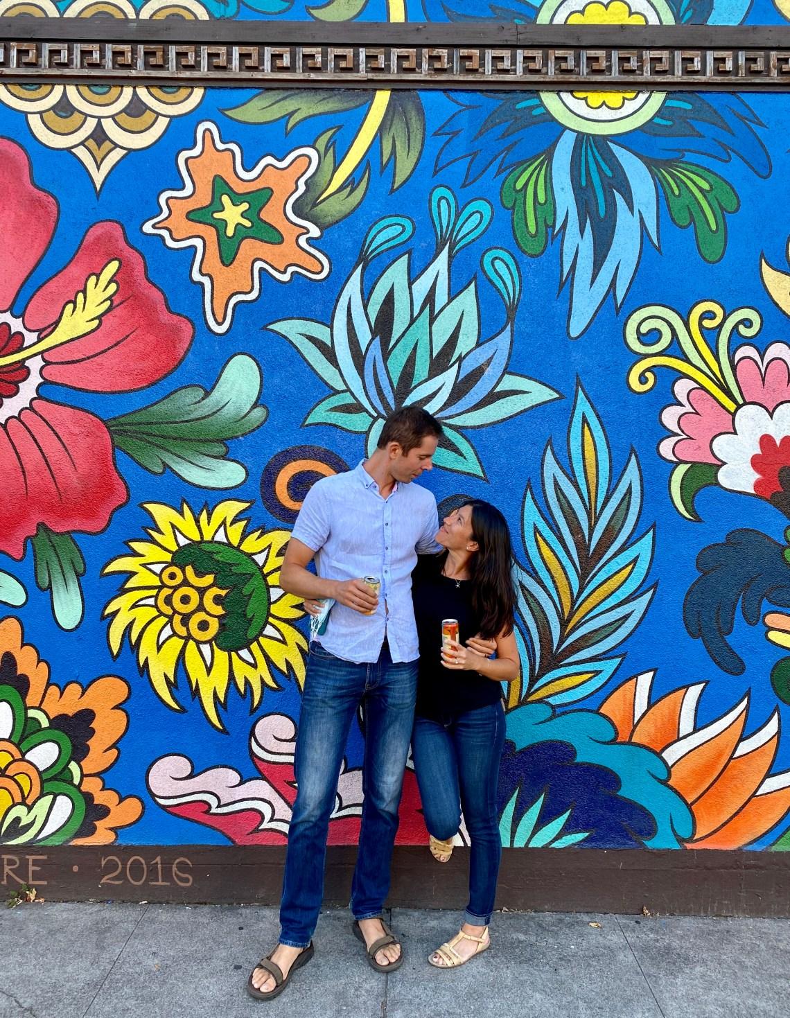 Alberta Arts District Street Art