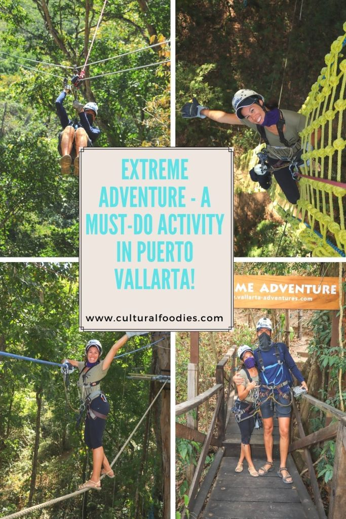 Extreme Adventure A Must Do Activity In Puerto Vallarta Cultural Foodies