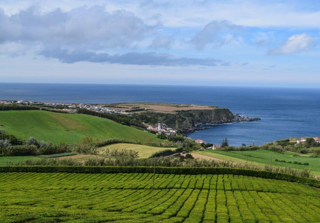 Sao Miguel Island, Azores Islands