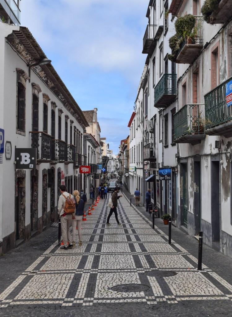 Ponta Delgada, Sao Miguel Island, Azores