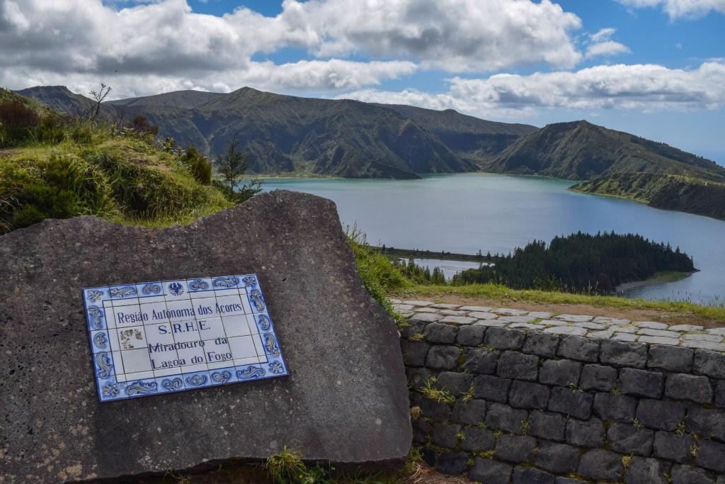 Lagoa do Fogo, Azores Islands