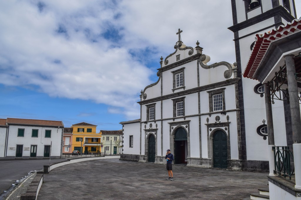 Ribiera Grande, Sao Miguel Island, Azores
