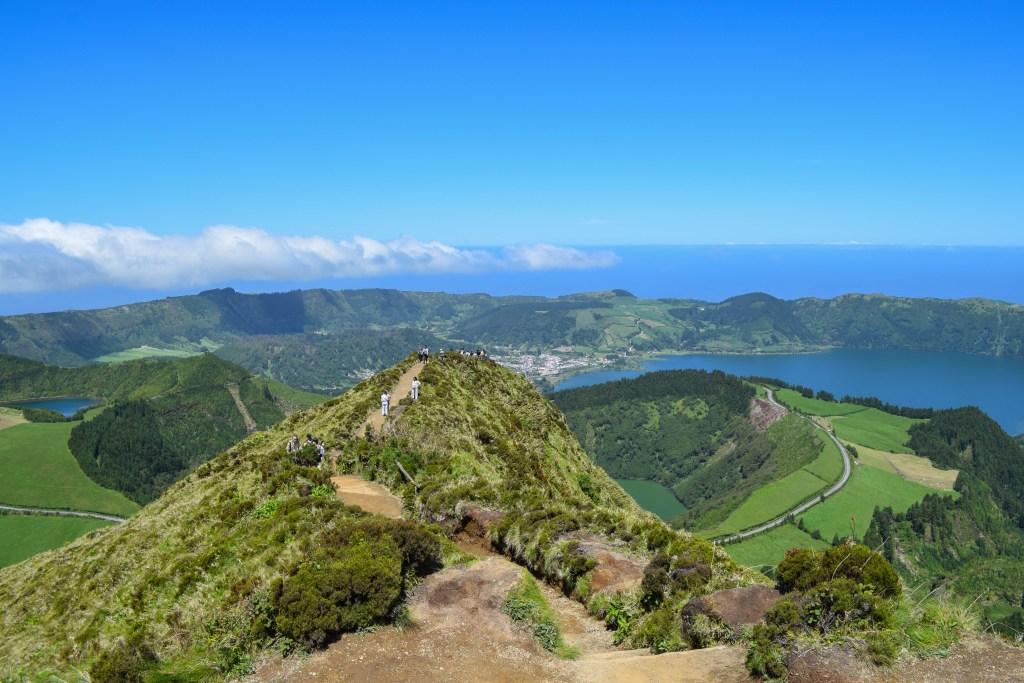 Sete Cidades, Sao Miguel Island, Azores