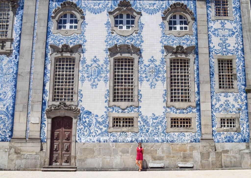Capela das Almas - Porto, Portugal