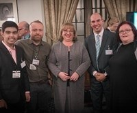 Cultural Inclusion House of Commons Event