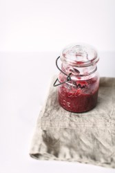 CulturallyOurs Handmade Holiday Gift Idea Winter Berry Jam