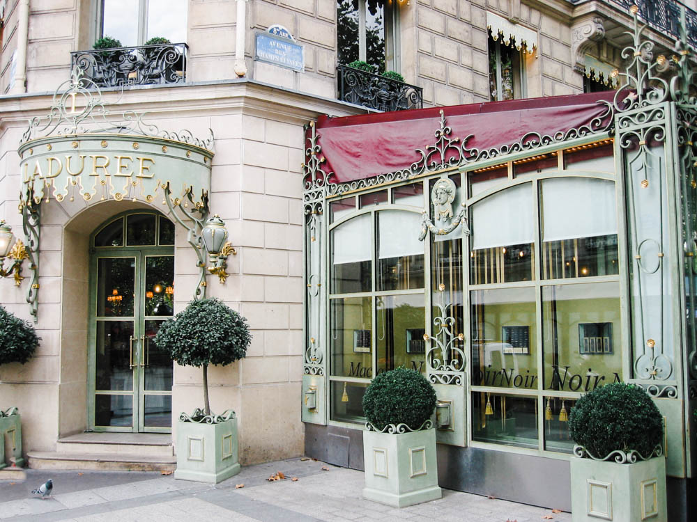 CulturallyOurs History and origins of French Macarons Laduree Paris France