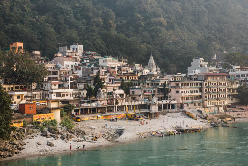 Small group travel guide to Rishikesh and Indian Himalayas for yoga and outdoor adventure