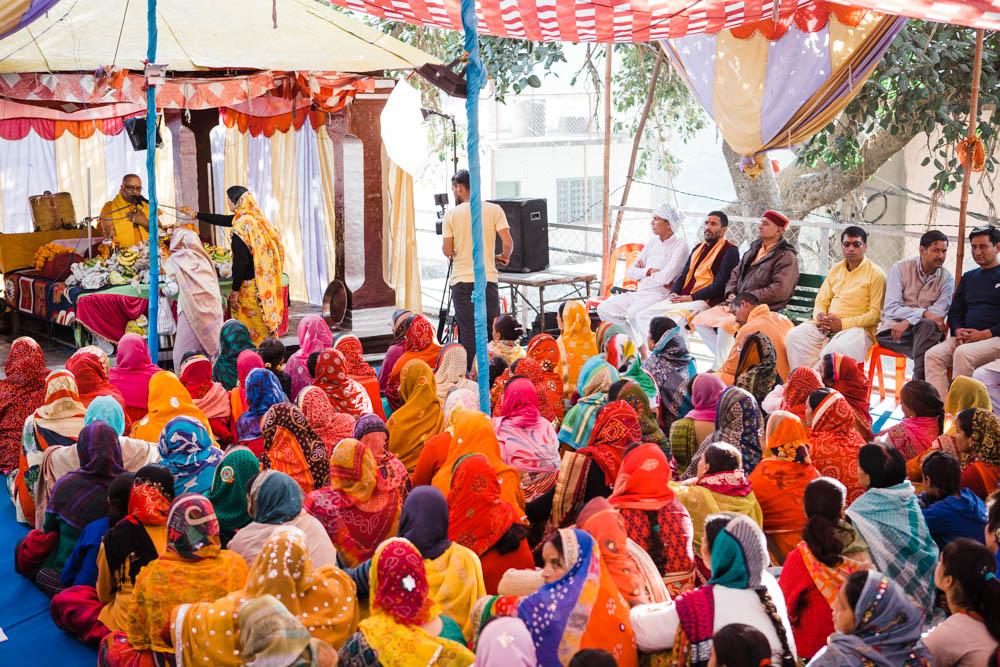 Puja prayers in Rishikesh India CulturallyOurs