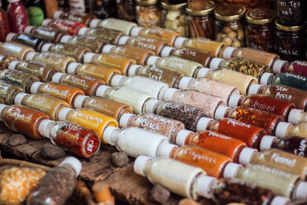CulturallyOurs Spices from Indonesia For Jamu Juice