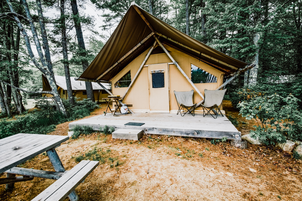 CulturallyOurs Luxury And Unique Glamping In The US