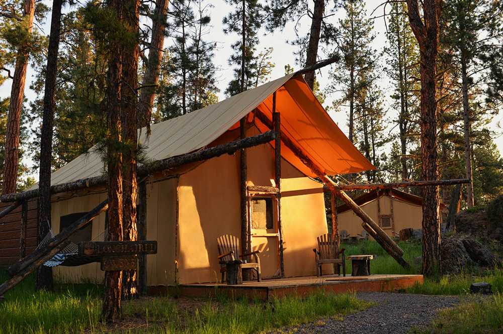 CulturallyOurs Luxury And Unique Glamping In The US - Paws Up Resort Montana