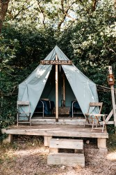 CulturallyOurs Luxury And Unique Glamping Spots In The US