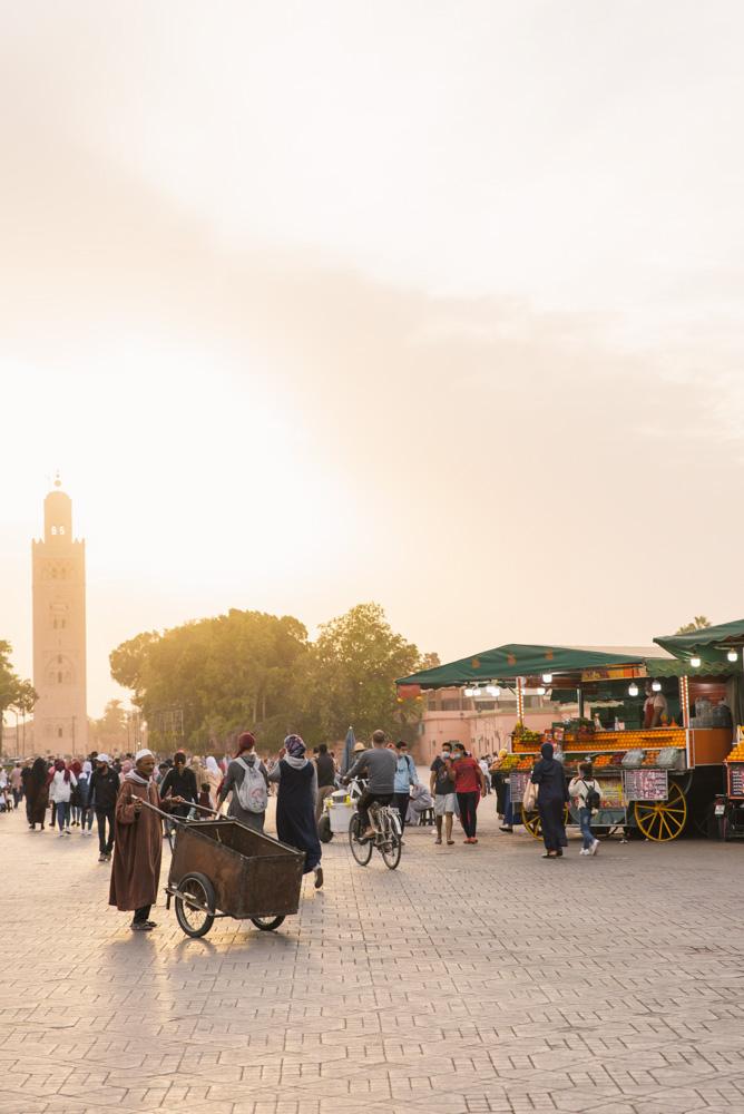 CulturallyOurs Explore Morocco With A Local Leonie Medina In Marrakesh