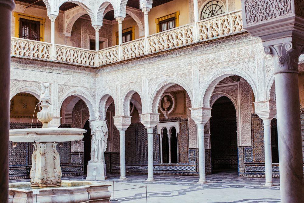 CulturallyOurs Travel Guide To Seville Spain Casa Pilatos