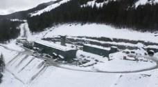 Kensington Mine, Junea, Alaska