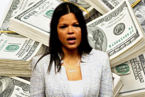 maria-money  Socialism Works Just Fine: Hugo Chavez's Favorite Daughter Is Now The Richest Person in Venezuela maria money