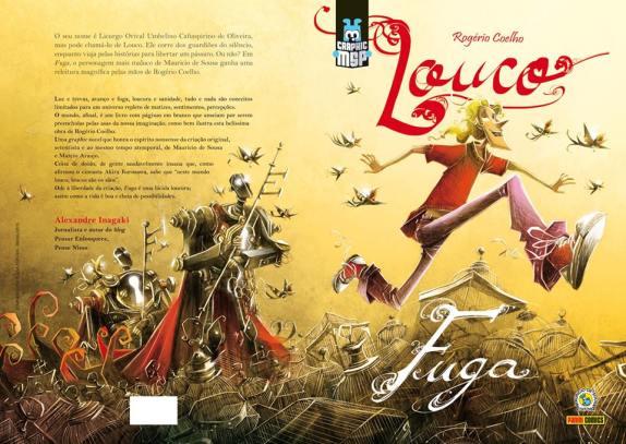 Louco - Fuga (Rogério Coelho)