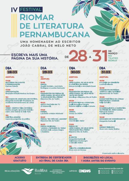 Festival RioMar de Literatura