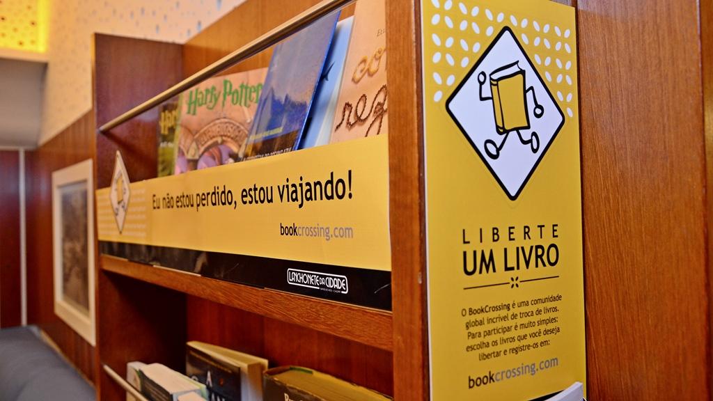 Foto Divulgação/ Retirada do site bookcrossing.com.br