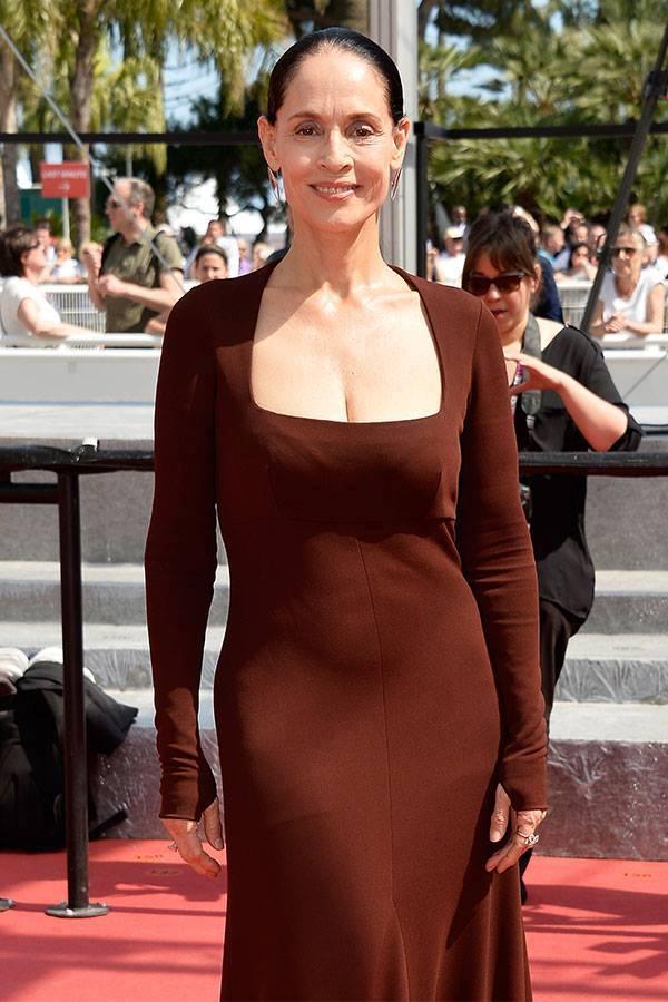 """Sonia Braga no """"RedCarpet"""" do Festival de Cannes. Foto © P. Le Segretain / Getty Images"""