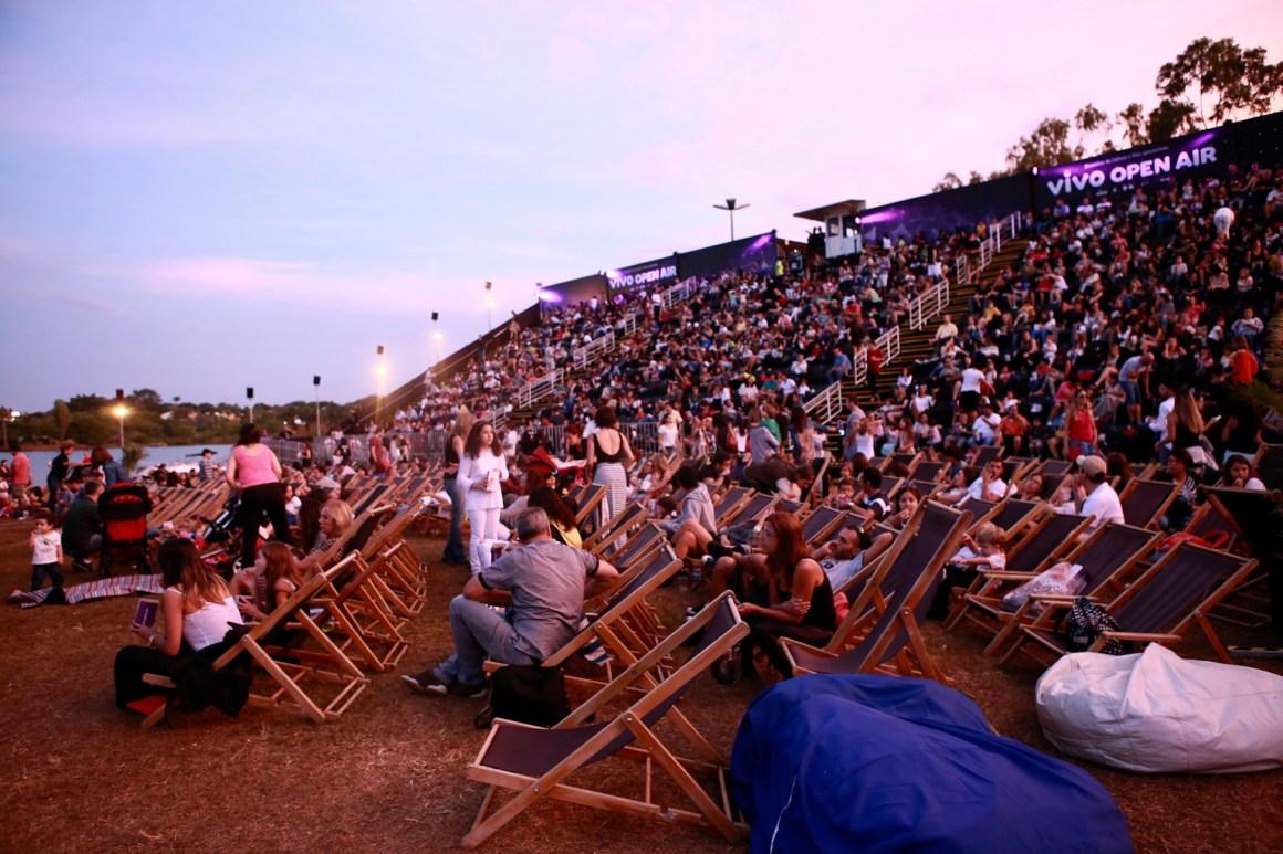 Vivo Open Air faz sua segunda edição no Recife entre os dias 30 e 18 de Dezembro. Foto: Lula Lopes/ Divulgação.