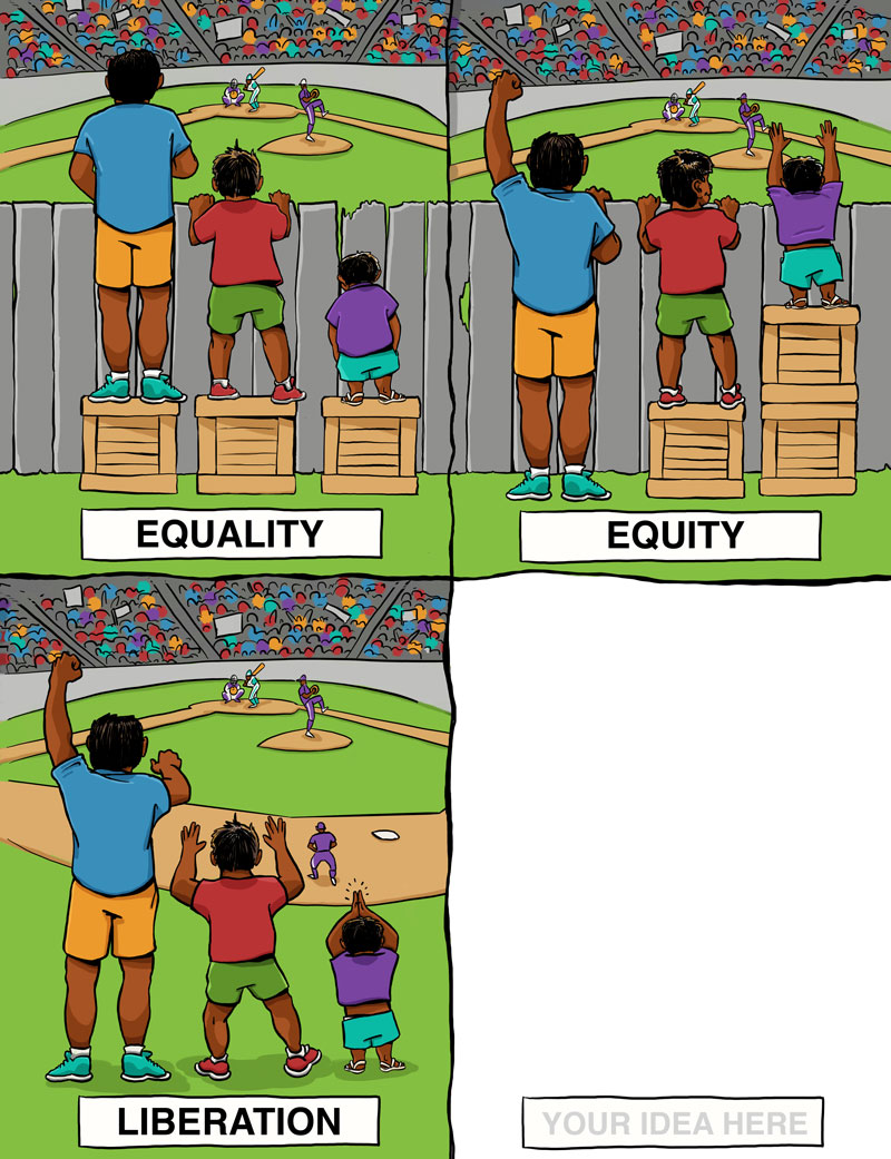 Image result for critique of equal outcomes