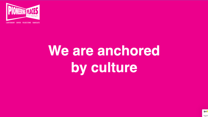 we are anchored by culture