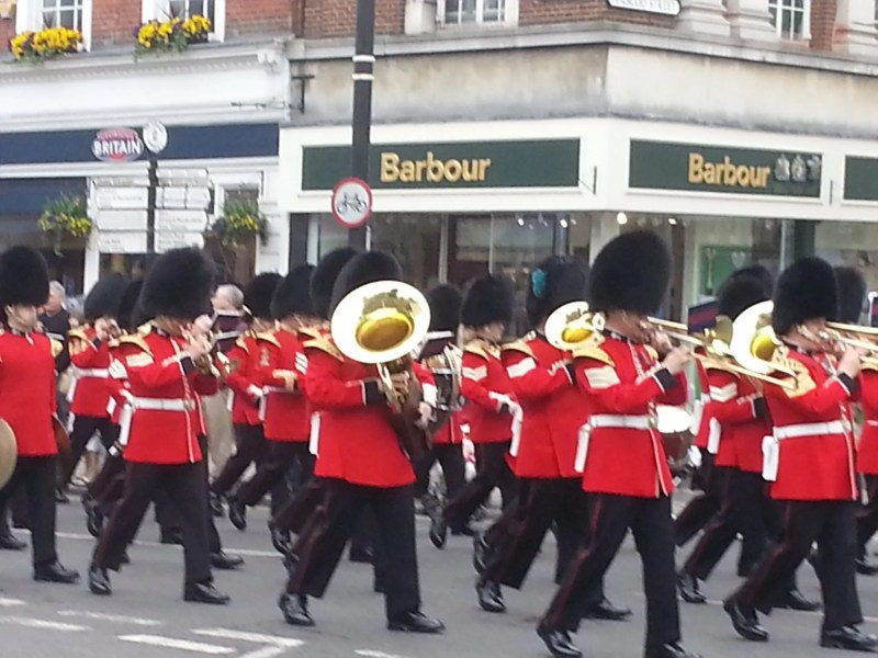 Marching Band Windsor