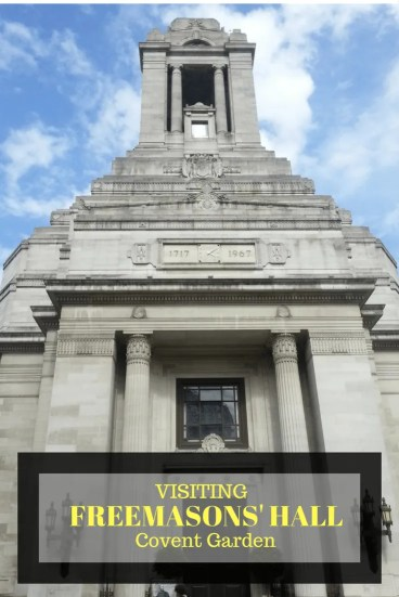 Visiting Freemasons Hall London