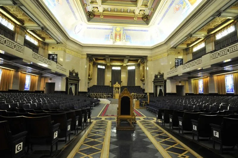 Grand Temple Freemasons' Hall