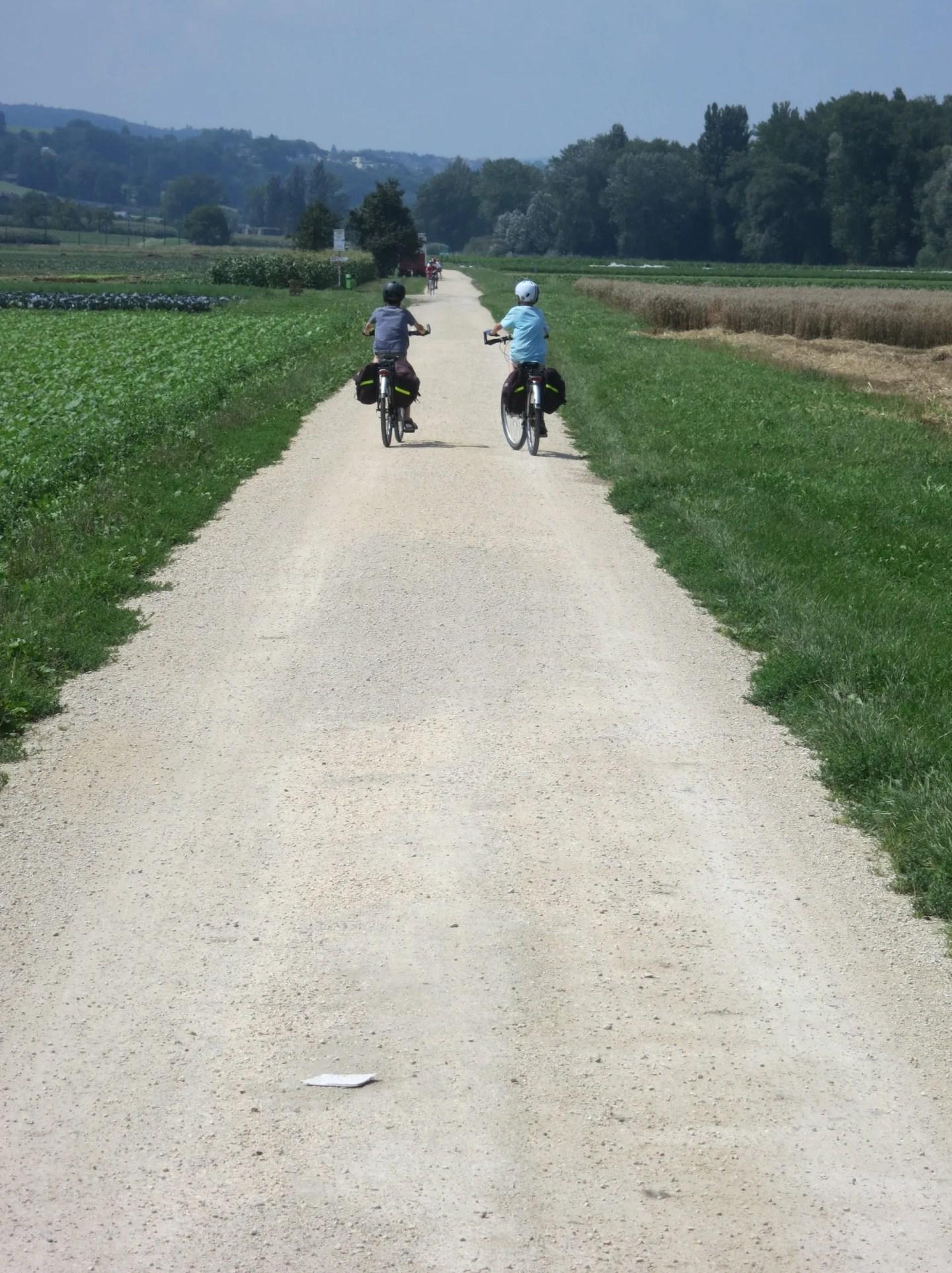 Lake Constance cycle path