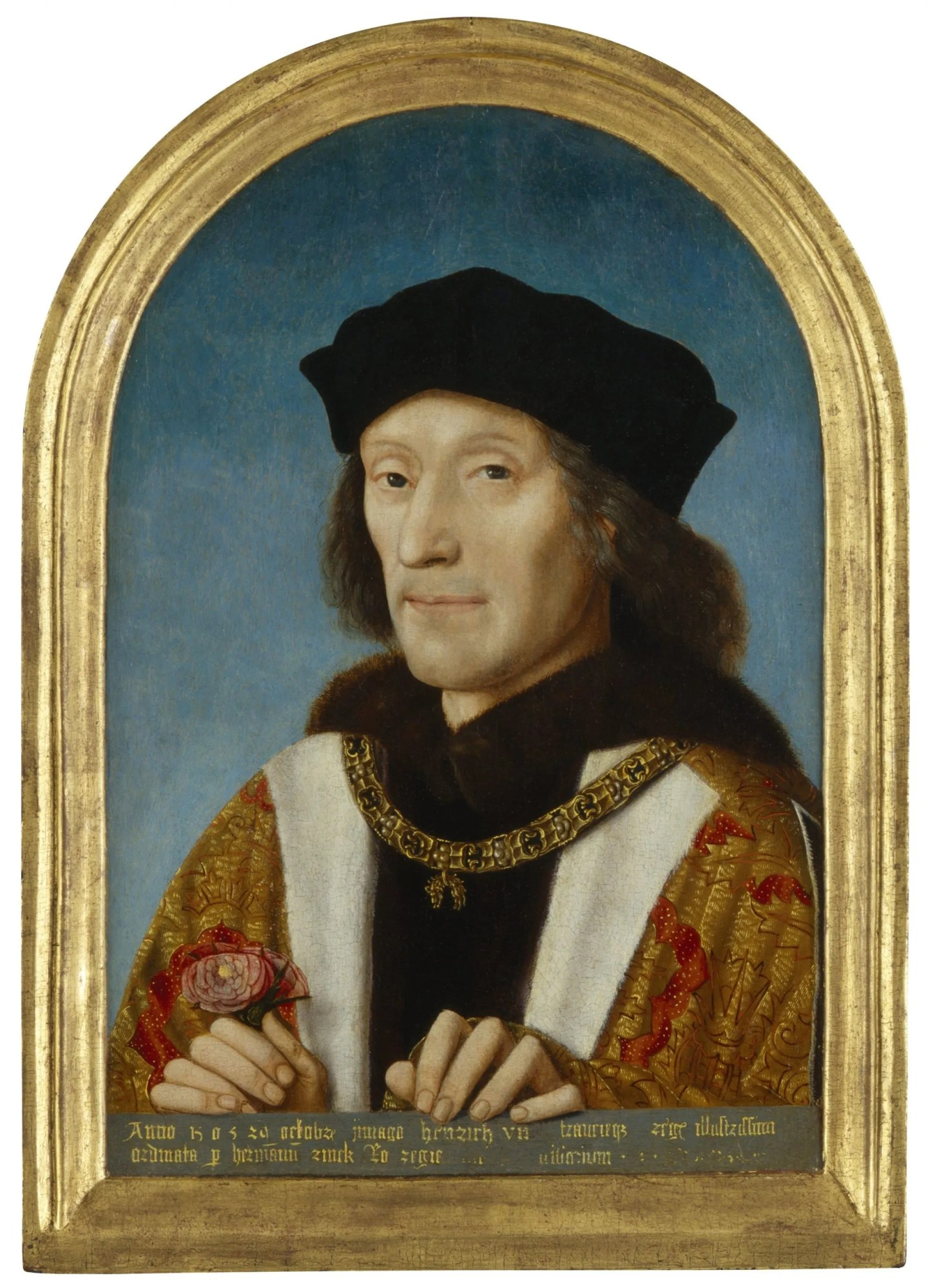 Henry VII National Portrait Gallery Meet the Real Tudors
