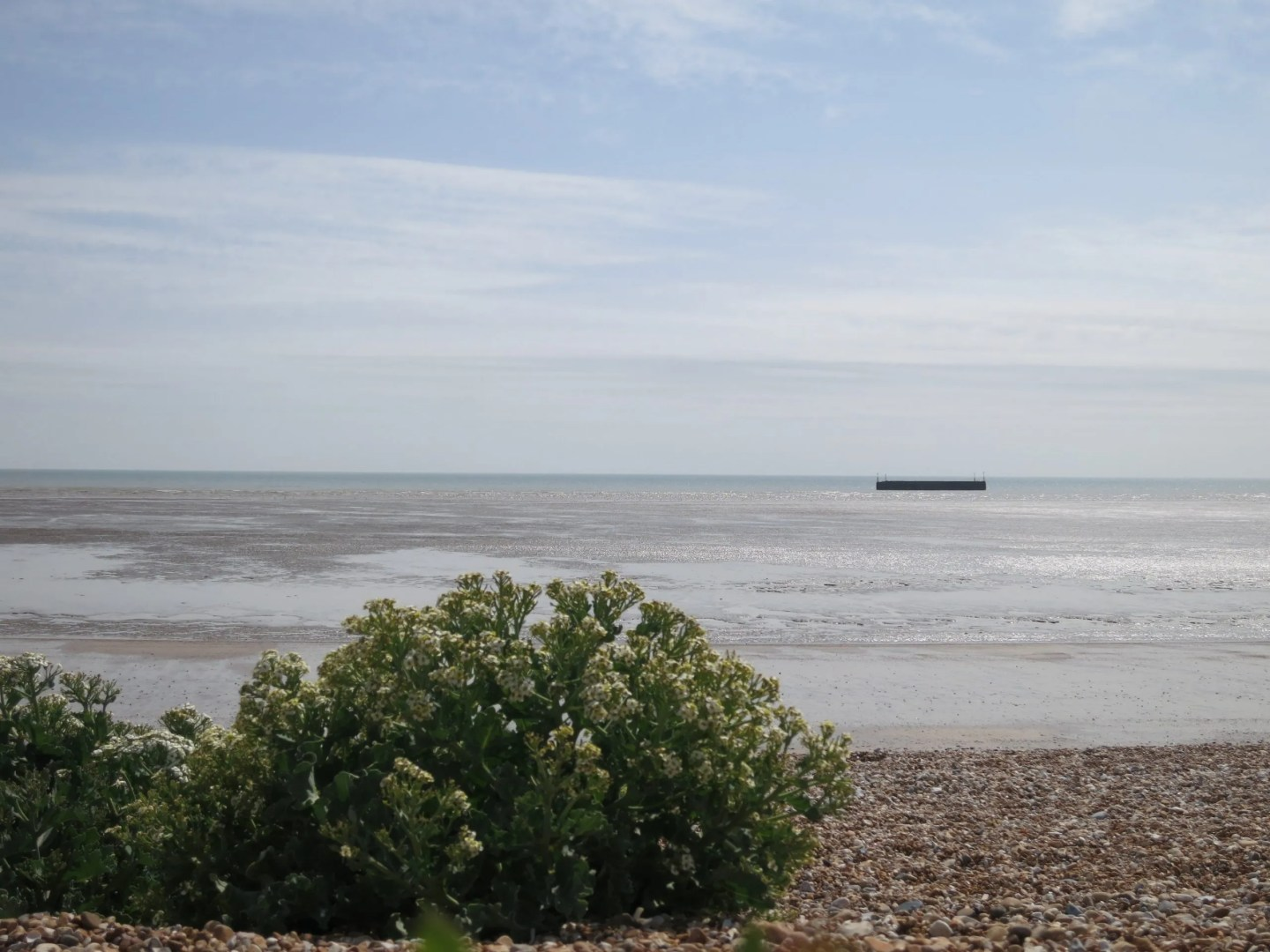 Mulberry Harbour, Littlestone, Romeny Bay