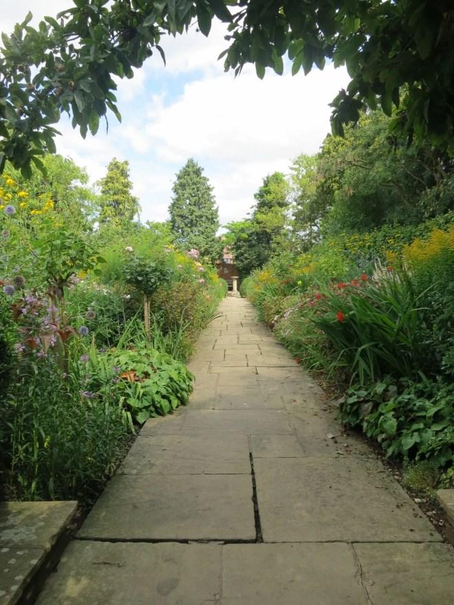 Hall's Croft Garden