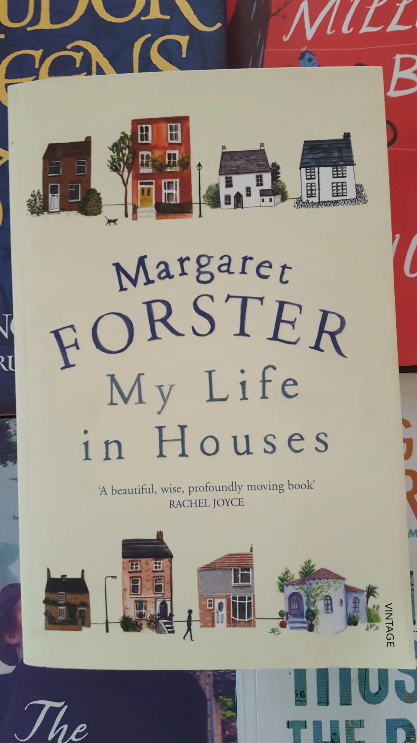 My Life in Houses by Margaret Forster cover