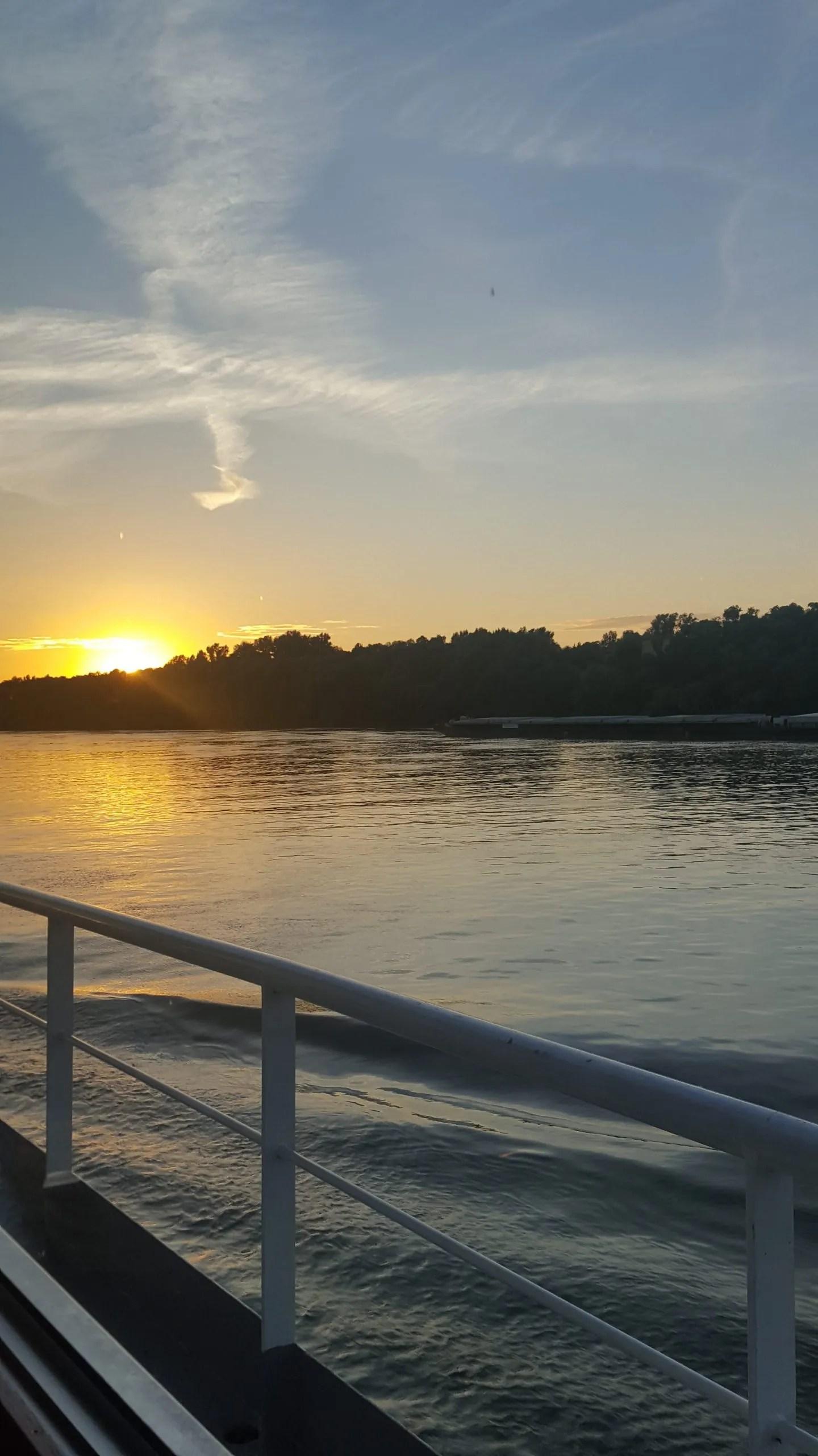 Sunset Slovakia