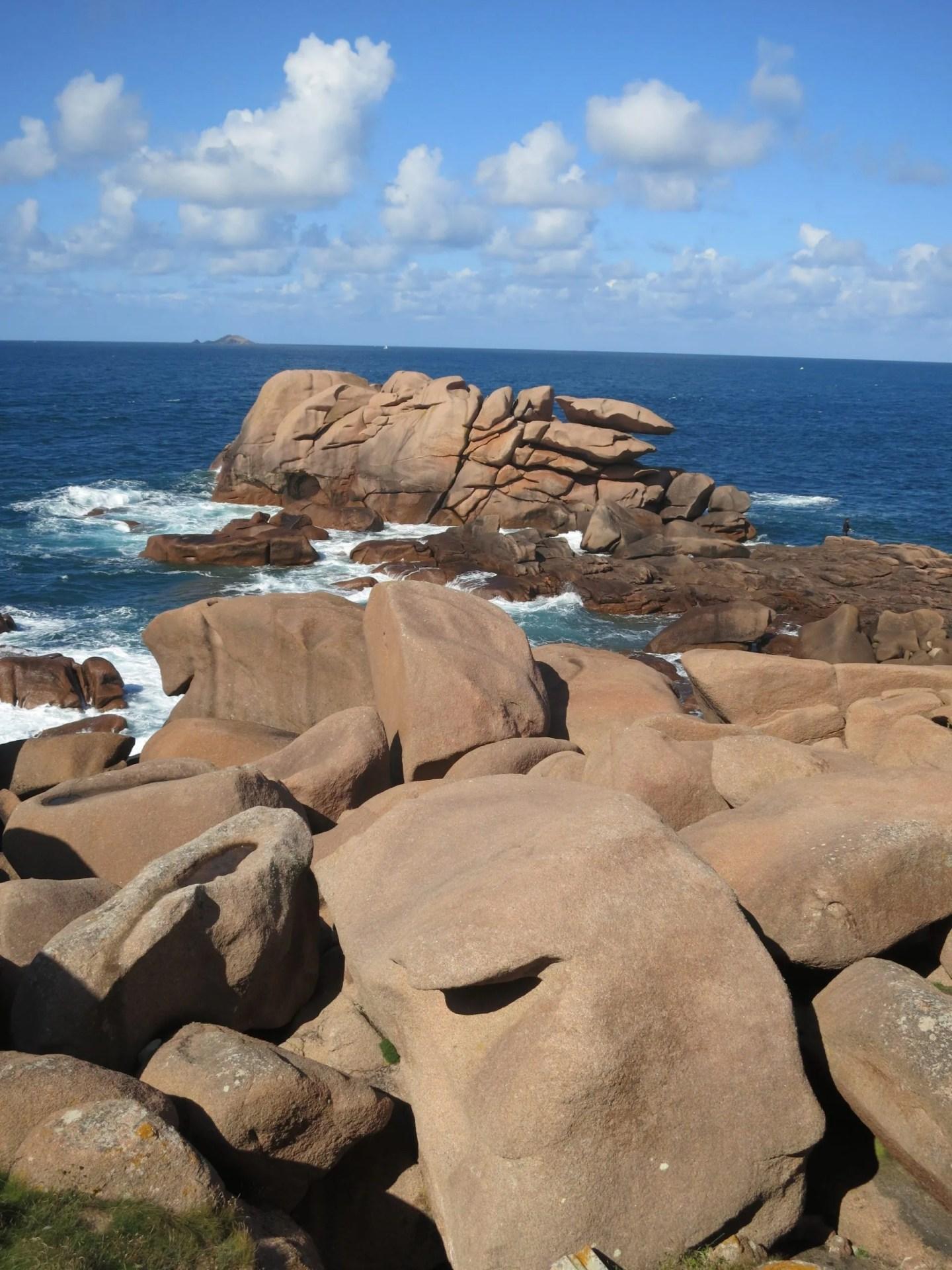 Rose Granite Coast