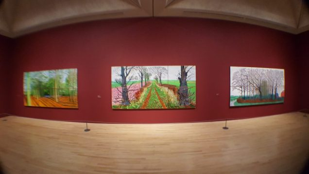 David Hockney, Tate Britain