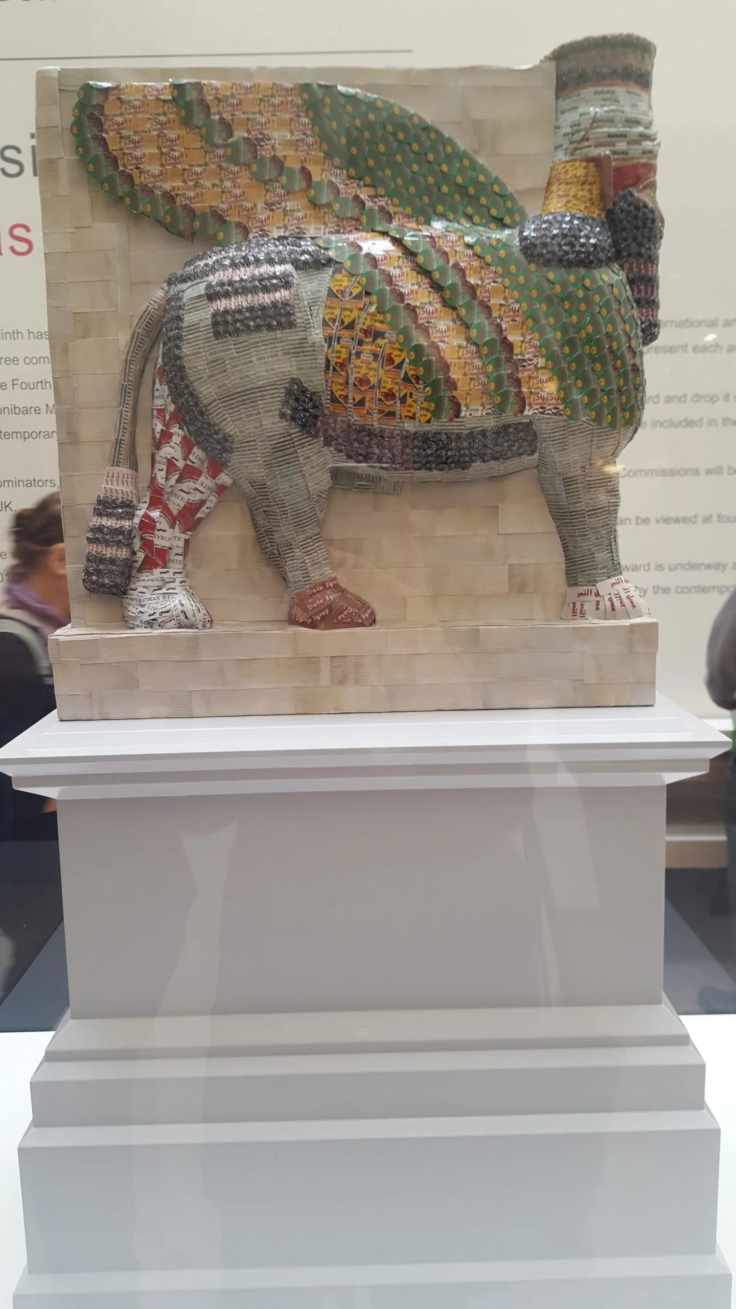 FOURTH PLINTH AND THE WINNERS ARE ……