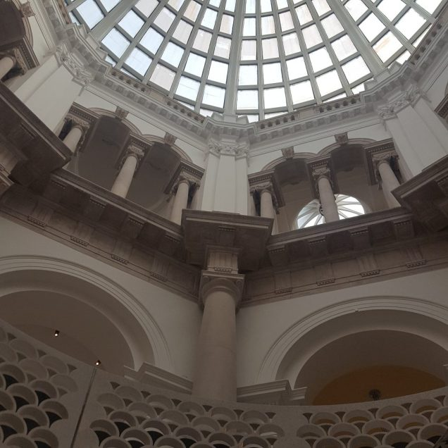 Tate Britain Rotunda