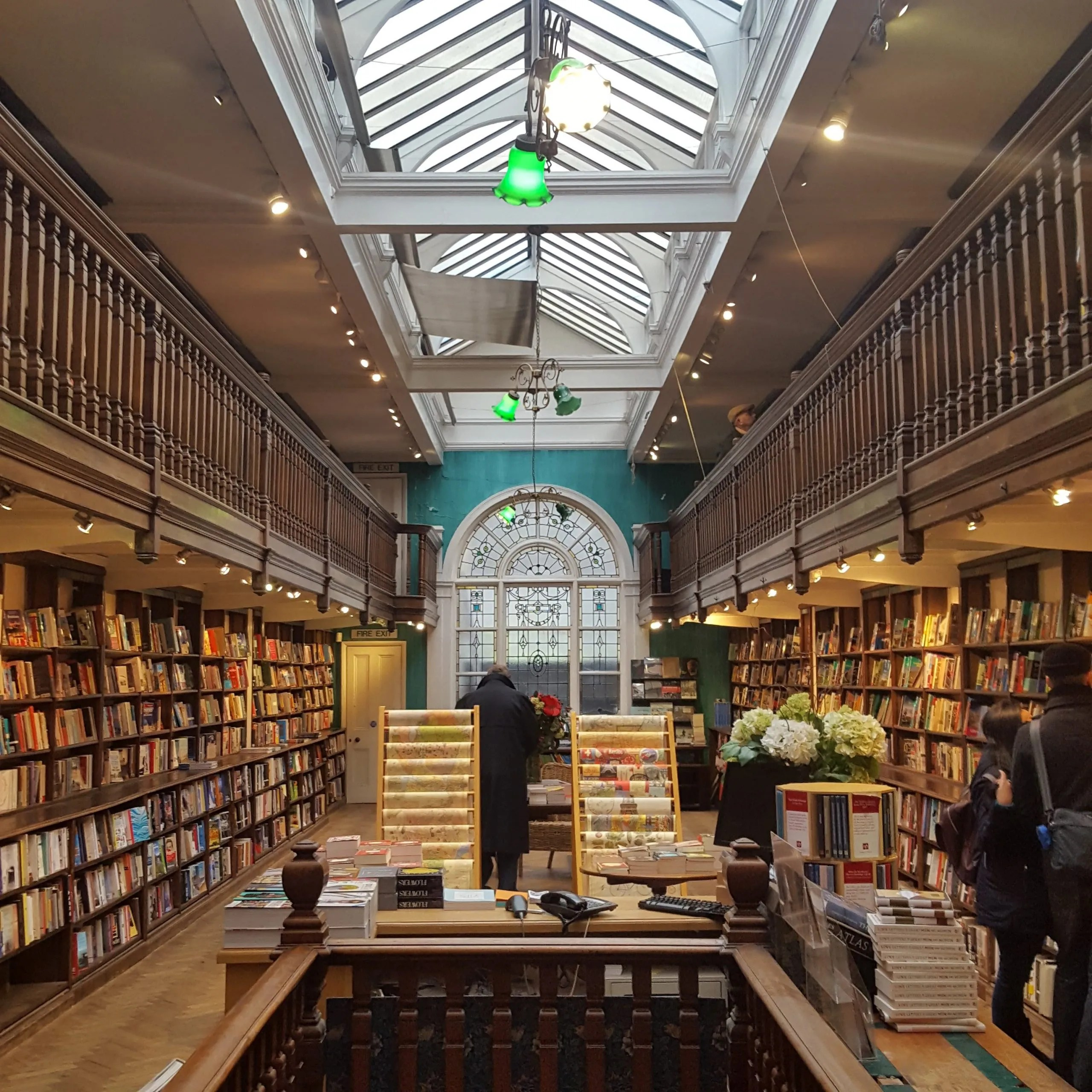 Top Five London Bookshops