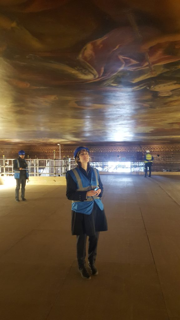 Painted Hall tour